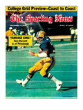 Pittsburgh Panthers RB Tony Dorsett - September 4, 1976 Posters