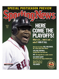 Boston Red Sox DH David Ortiz - October 7, 2005 Posters
