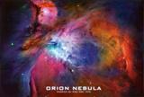Orion Nebula Brilliant Space Photo Poster Print Reprodukcje
