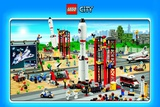 Lego City - Space Poster