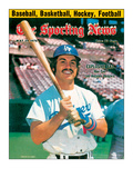Los Angeles Dodgers' Ron Cey - May 29, 1976 Poster