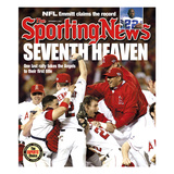 Anaheim Angels - World Series Champions - November 4, 2002 Prints