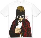 Kurt Cobain - Posterized Kurt T-Shirts