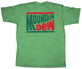 Mountain Dew - Mountain Logo T-Shirts