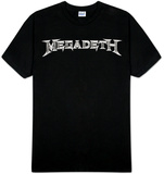 Megadeth - Logo T-Shirt