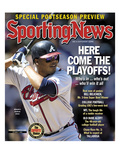 Atlanta Braves OF Andruw Jones - October 7, 2005 Poster