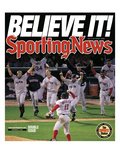 Boston Red Sox - World Series Champions - November 8, 2004 Premium Photographic Print