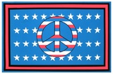 Peace Flag Posters