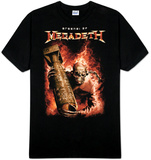 Megadeth - Arsenal T-Shirts