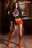 Megan Fox Superfox Supergirl/Superman Movie Poster Print Kunstdrucke