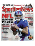 New York Giants QB Eli Manning - November 11, 2005 Photo
