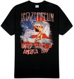 Led Zeppelin - America 1977 T-shirts