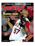 Anaheim Angels RP Francisco Rodriguez - August 11, 2008 Prints