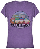 Juniors: South Park - South Park Life Shirts