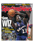 Washington Wizards' Michael Jordan - November 12, 2001 Photo