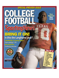 Texas Longhorns QB Vince Young - August 19, 2005 Prints