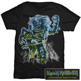 Iron Maiden - Jumbo Somewhere Back In Time Eddie T-Shirt