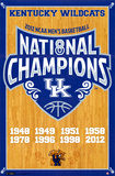 NCAA Champions 2012 Posters