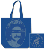 Sex Pistols - God Save the Queen Tote Bag