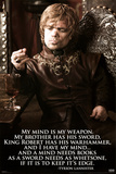 Game of Thrones – Tyrion Juliste