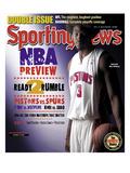 Detroit Pistons' Ben Wallace - October 18, 2004 Posters