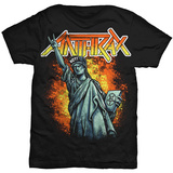 Anthrax - Statue T-Shirt