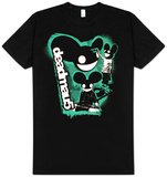 Deadmau5 - 3 Head Logo T-Shirt