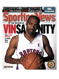 Toronto Rapters' Vince Carter - January 19, 2004 Posters