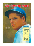 New York Mets P Tom Seaver - October 11, 1969 Print