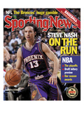 Phoenix Suns' Steve Nash - May 27, 2005 Premium Photographic Print