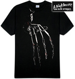 Nightmare On Elm Street - Scratches Shirt