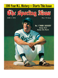 Kansas City Royals 3B George Brett - June 5, 1976 Posters