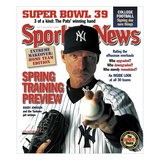 Sporting News Magazine February 18, 2005 - Spring Training Preview - Randy Johnson and the Yanke… Poster