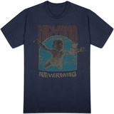 Nirvana - Nevermind Bubble T-Shirts