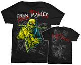 Iron Maiden - POM Terrors T-Shirts