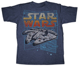 Youth: Star Wars - Star Falcon Tshirts