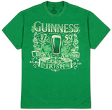 Guinness - Irish Luck T-Shirt