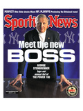 New York Yankees Owner George Steinbrenner - January 13, 2003 Prints