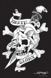 Ed Hardy - Death or Glory Posters