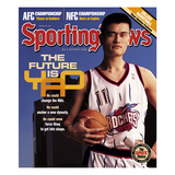 Houston Rockets' Yao Ming - January 20, 2003 Posters