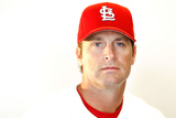 Jupiter, FL - February 29: St Louis Cardinals Photo Day - J.C. Romero Photographic Print by Mike Ehrmann