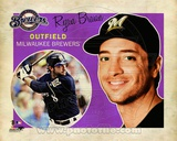 Ryan Braun 2012 Studio Plus Photo