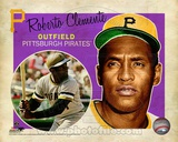 Roberto Clemente 2012 Studio Plus Photo