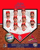 St. Louis Cardinals 2012 Team Composite Photographie