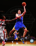 David Lee 2011-12 Action Photo