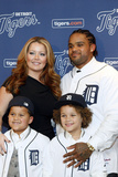 Detroit, MI - January 26: Detroit Tigers Introduce Prince Fielder Photographic Print by Jorge Lemus