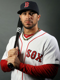 Fort Myers, FL - February 26: Boston Red Sox Photo Day - Kevin Youkilis Photographic Print by  Elsa