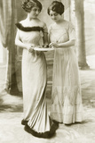 Ladies' Fashion from 1911 Photographic Print by  Scherl