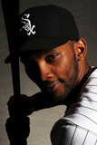 Glendale, AZ - March 03: Chicago White Sox Photo Day - Alex Rios Photographic Print by Jamie Squire