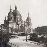 The Berlin Cathedral, 1911 Photographic Print by  Scherl